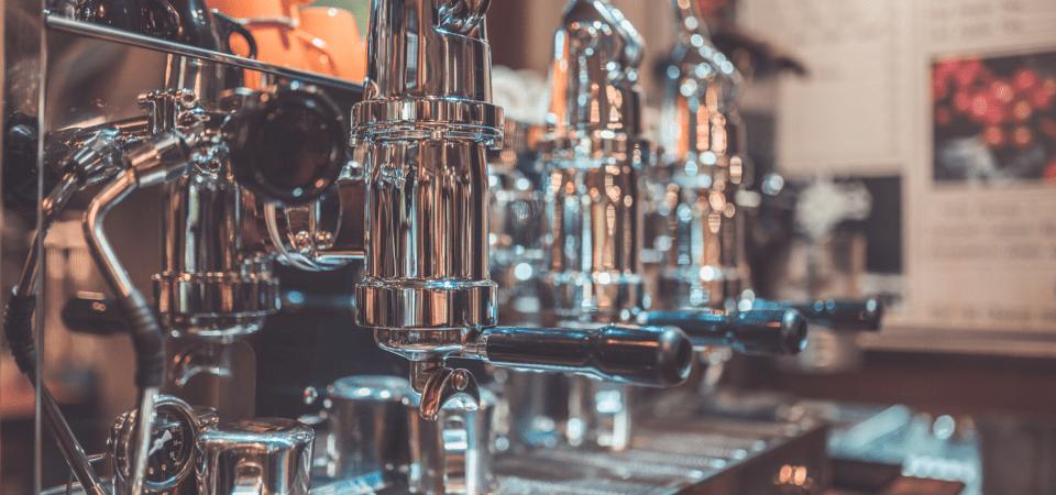 Kaffeevollautomaten für Industrie & Gewerbe