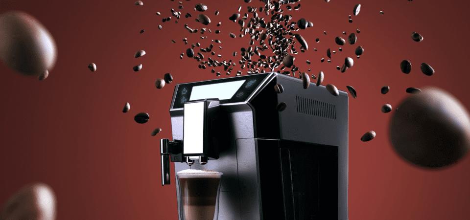 Jura Impressa Kaffeevollautomaten
