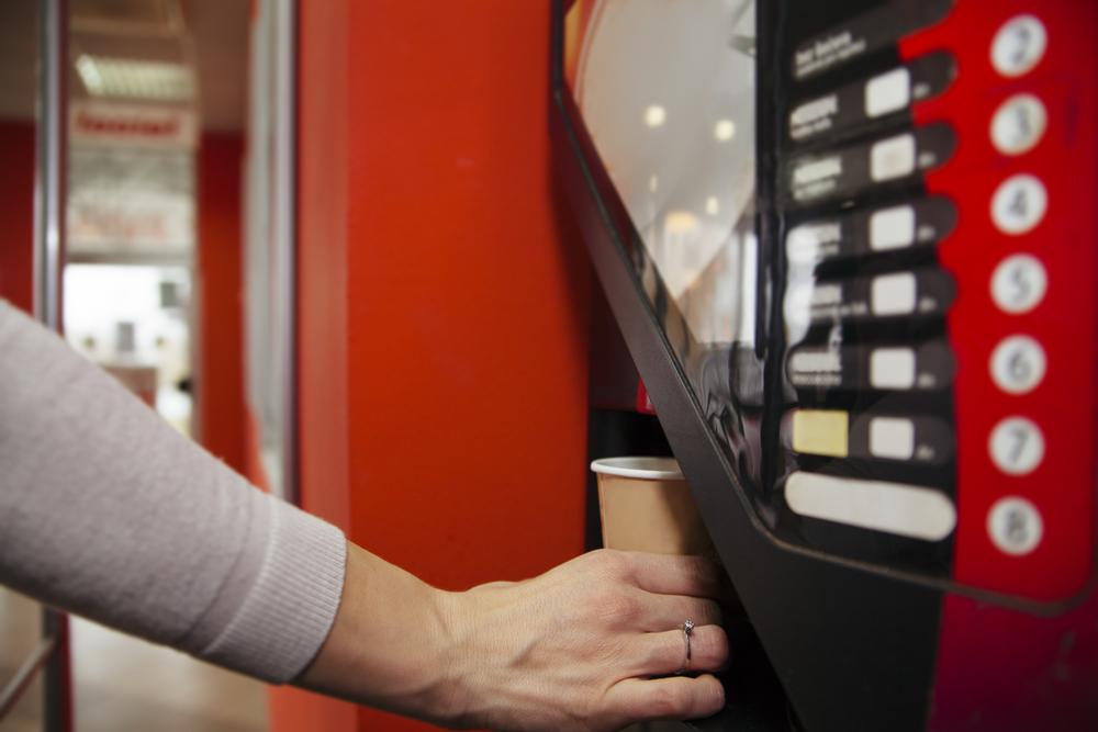 Kaffeevollautomat - Standgerät