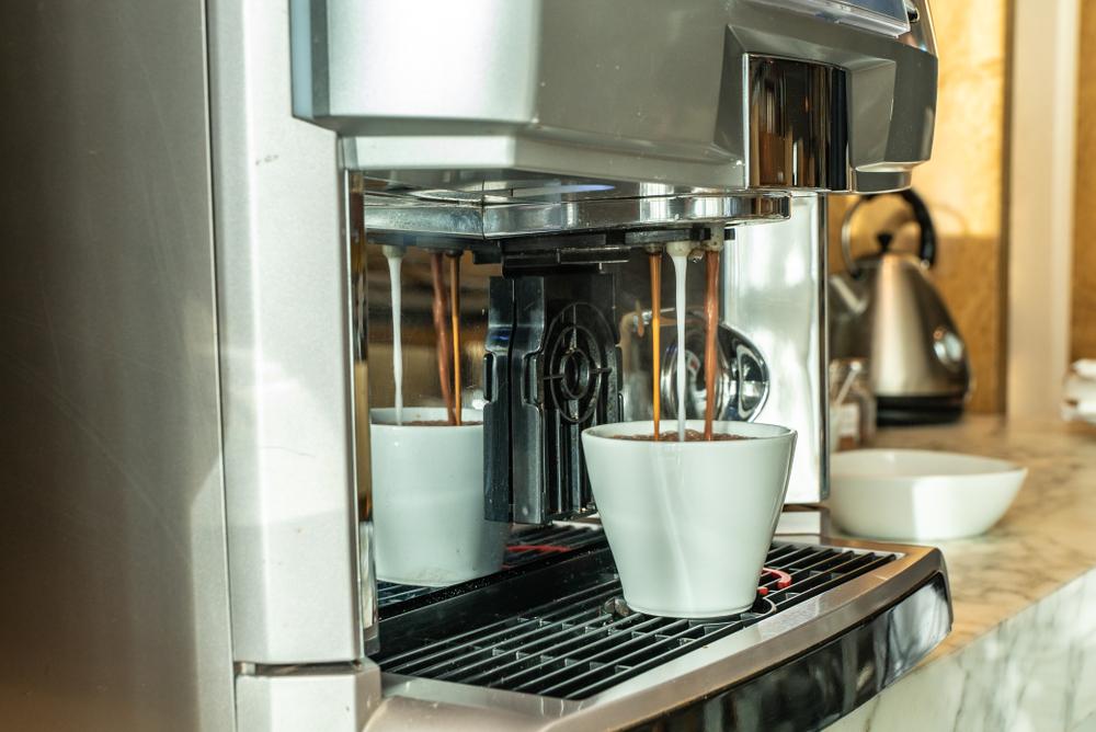 Kaffeevollautomat - Tischgerät