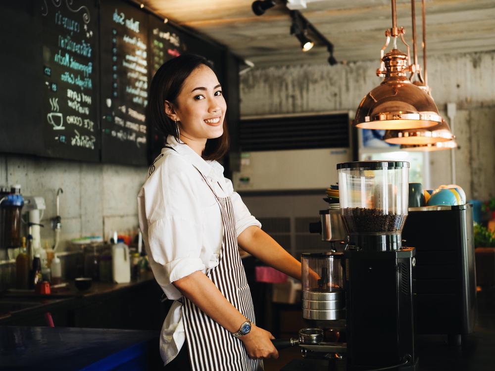 Kaffeevollautomaten für Ihr Café