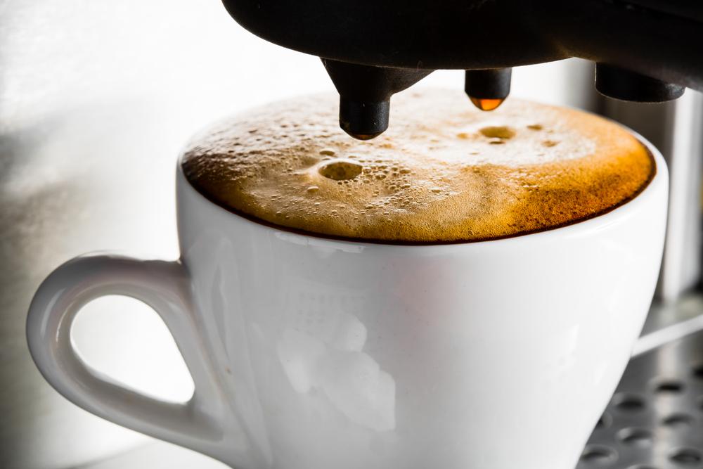 Kaffeevollautomat für Ihren Betrieb